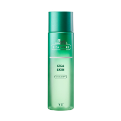 VT Cica Skin 200ml - Успокаивающий обновляющий тонер
