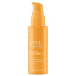 ALLIES of SKIN Vitamin C Brighten + Firm Serum 30ml - Укрепляющая сыворотка с 20% витамином C