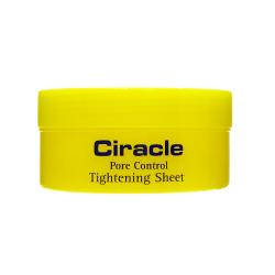 Ciracle Pore Control Tightening Sheet - Салфетки для сужения пор