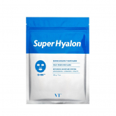 VT Super Hyalon 7 Days Mask - Набор из 7ми увлажняющих тканевых масок