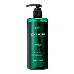 Lador HERBALISM Shampoo 400ml - Шампунь укрепляющий с аминокислотами