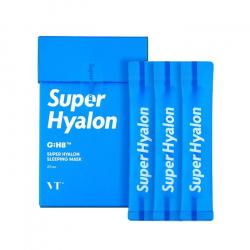 VT Super Hyalon Sleeping Mask 4ml - Глубоко увлажняющая ночная маска