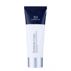 CU Skin Clean-Up Hyaluronic Cream 50ml - Увлажняющий крем для жирной кожи