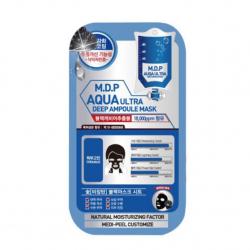 Medi-Peel Aqua Ultra Deep Ampoule Mask 25ml - Ультраувлажняющая тканевая маска