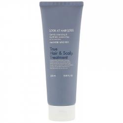 Daeng Gi Meo Ri Look At Hair Loss True Hair&Scalp Treatment 250ml - Кондиционер против выпадения волос для жирной кожи головы