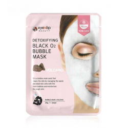 Eyenlip Detoxifying Black O2 Bubble Mask Volcano 20g
