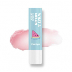 Manyo Factory What a Melon Moisture Lip Balm - Увлажняющий бальзам для губ