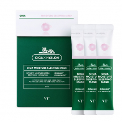 VT Cica Moisture Slepping Mask 4ml