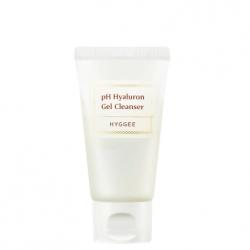 HYGGEE pH Hyaluron Gel Cleanser 50ml - Увлажняющий гель-пенка для умывания