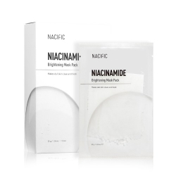 NACIFIC NIACINAMIDE Brightening Mask Pack 30g - Осветляющая тканевая маска