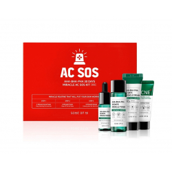 Some By Mi AC SOS AHA/BHA/PHA 30 Days Miracle Kit