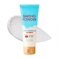 Etude House Baking Powder B.B Deep Cleansing Foam 160ml - Глубоко очищающая пенка для умывания