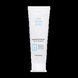 Etude House Soon Jung Moist Relief All In One Gel 120 - Увлажняющий гель 3в1 для чувствительной кожи