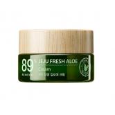 The Saem Jeju Fresh Aloe Cream 50ml - Гель-крем с алое