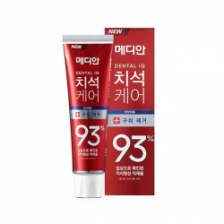 MEDIAN Toothpaste Remove Bad Breath 93% (120g) - Зубная паста комплексный уход