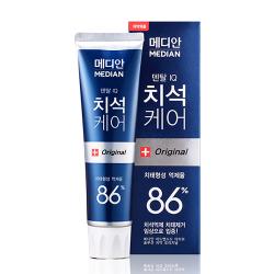 MEDIAN Dental iQ 93% Toothpaste Original 120g - Зубная паста для эффективного удаления зубного налета