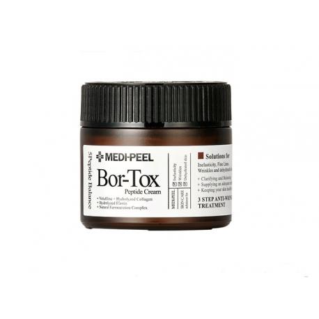 Medi-Peel Bor-Tox Peptide Cream 50ml - Омолаживающий крем с ботокс-эффектом