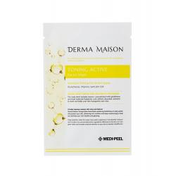 Medi-Peel Derma Maison Toning Active Facial Mask 23ml - Тонизирующая антиоксидантная тканевая маска