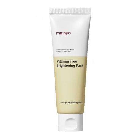 Manyo Factory Vitamin Tree Brightning Pack 75ml - Ночная витаминная крем-маска