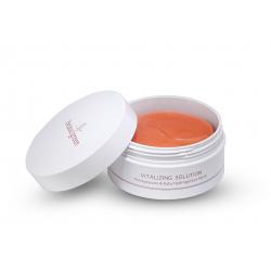 Beauugreen Pomegranate & Ruby Hydrogel Eye Patch (60ea) - Освежающие антиоксидантные патчи