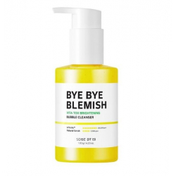 Some By Mi Bye Bye Blemish Vita Tox Brightening Bubble Cleanser 120g - Маска-пенка витаминная