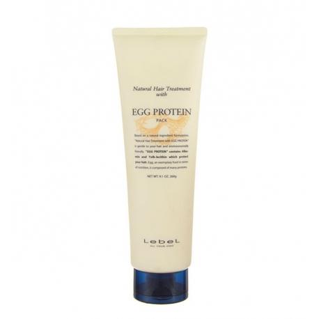 Lebel Egg Protein Pack - Питательная маска для волос