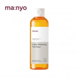 Manyo Factory Galac Whitening Vita Toner 210ml - Осветляющий витаминный тонер