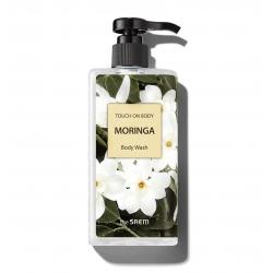 The Saem Touch On Body Moringa Body Wash 300ml - Гель для душа Моринга