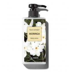 The Saem Touch On Body Moringa Body Lotion 300ml - Лосьон для тела Моринга