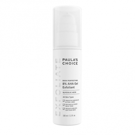 Paula's Choice Skin Perfecting 8% AHA Gel Exfoliant 100ml - Эксофолиант с 8% AHA