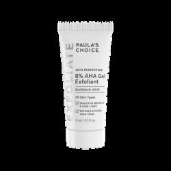 Paula's Choice Skin Perfecting 8% AHA Gel Exfoliant 15ml - Эксфолиант миниверсия с 8% AHA