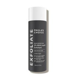 Paula's Choice Skin Perfecting 2% BHA Liquid Exfoliant 118ml - Тоник с 2% BHA