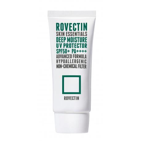 ROVECTIN Skin Essentials Deep MoistureUV Protector SPF50+ PA++++ 50ml