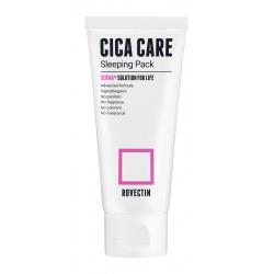 ROVECTIN Cica Care Sleeping Pack 80ml - Ночная увлажняющая маска