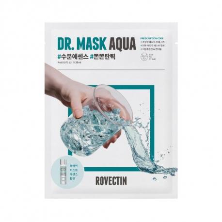 ROVECTIN Skin Essentials Dr.Mask Aqua 25ml - Увлажняющая тканевая маска