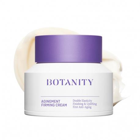 Botanity Agingment Firming Cream 50ml - Антивозрастной крем для упругости кожи
