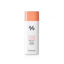 Dr.Ceuracle 5a Control No-Sebum Sun Lotion SPF50+ PA++++ (50ml) - Солнцезащитный матирующий крем