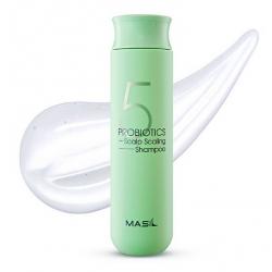 Masil 5 Probiotics Scalp Scaling Shampoo 300ml - Глубокоочищающий шампунь