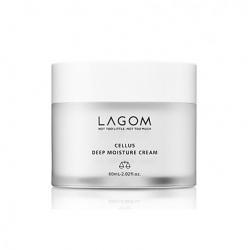 LAGOM Cellus Deep Moisture Cream 60ml - Глубоко увлажняющий крем