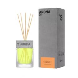Sister's Aroma Apple Spice&Cinnamon 120ml